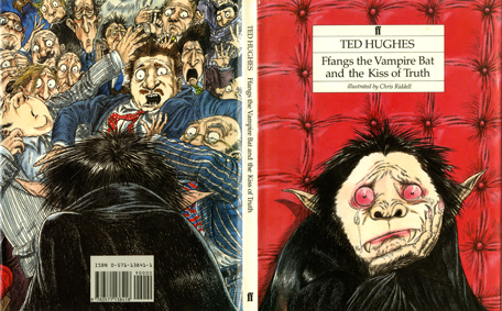 Ffangs the Vampire Bat complete cover