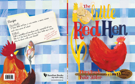 Little Red Hen GENPB cover