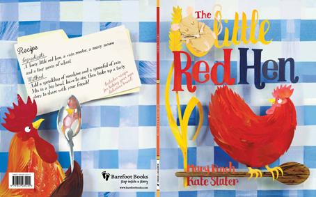 Little Red Hen GENPB cover