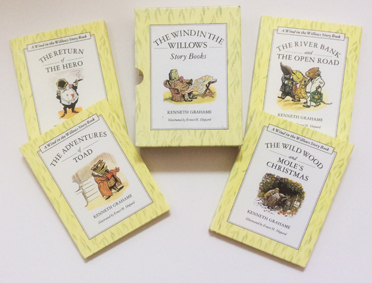 Wind in the Willows box set