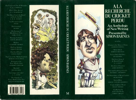A La Recherche du Cricket Perdu cover web