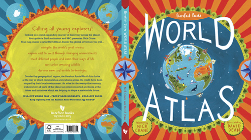 Barefoot Atlas cover