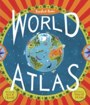 Barefoot Atlas front cover