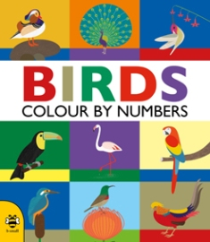 Birds by Numbers cover