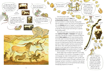 Bones, Brains & DNA spread 2