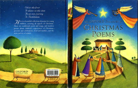 Christmas Poems complete cover