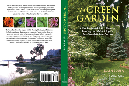 Green Garden gatefold cover