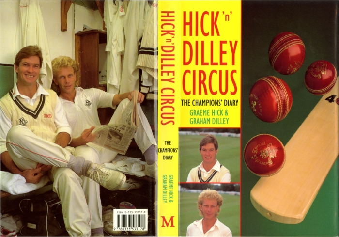 Hick'n'Dilley Circus cover web