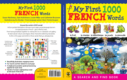 My First 1000 French Words cover