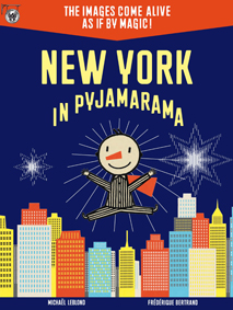New York in Pyjamarama front cover