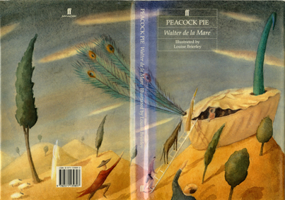 Peacock Pie cover