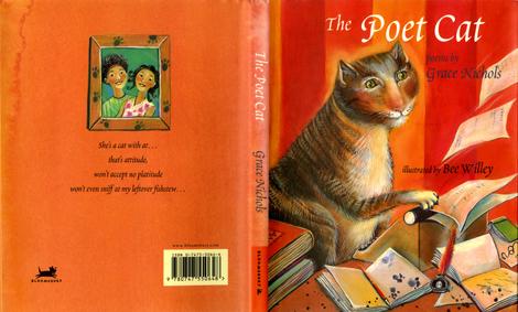 Poet Cat cover