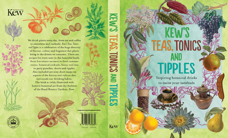 Teas Tonics and Tipples cover