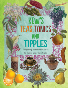 Teas Tonics and Tipples front cover