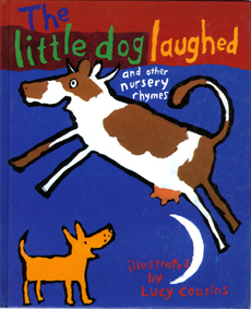 The Little Dog Laughed cover
