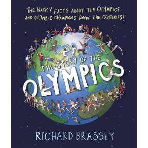 The Story of the Olympics cover