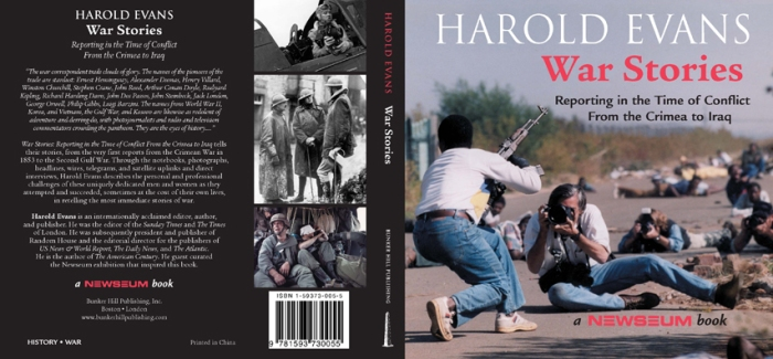 War Stories complete cover