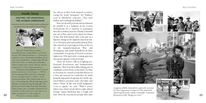 War Stories spread 1