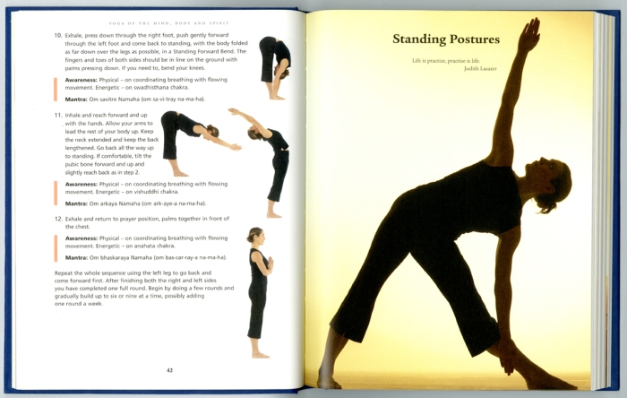 Yoga in Practice spread 2